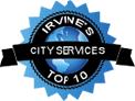 Irvine's top 10 city services